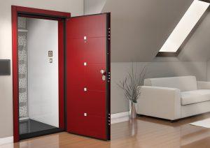 Входни и Пожароустойчиви врати. Входни врати от MDF на CLASSEN. Метални врати с MDF покритие. Пожароустойчиви врати от MDF.