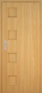 врата Модена плътна