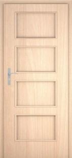 врата Малага плътна